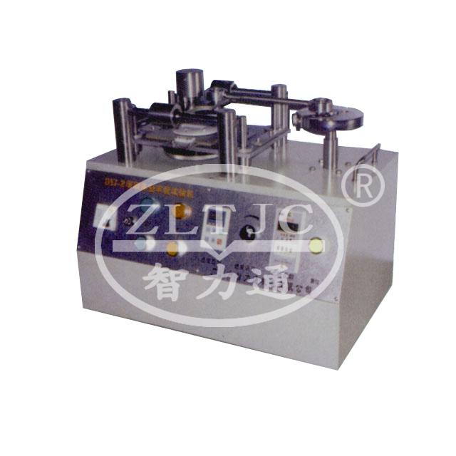 印刷体坚牢度试验机:ZLT-DYJ2