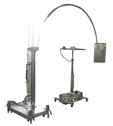 摆管淋雨试验装置:ZLT-DP