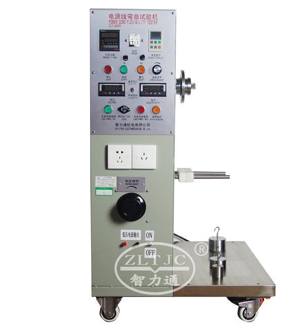 电源线弯曲试验机:ZLT-JDW2R