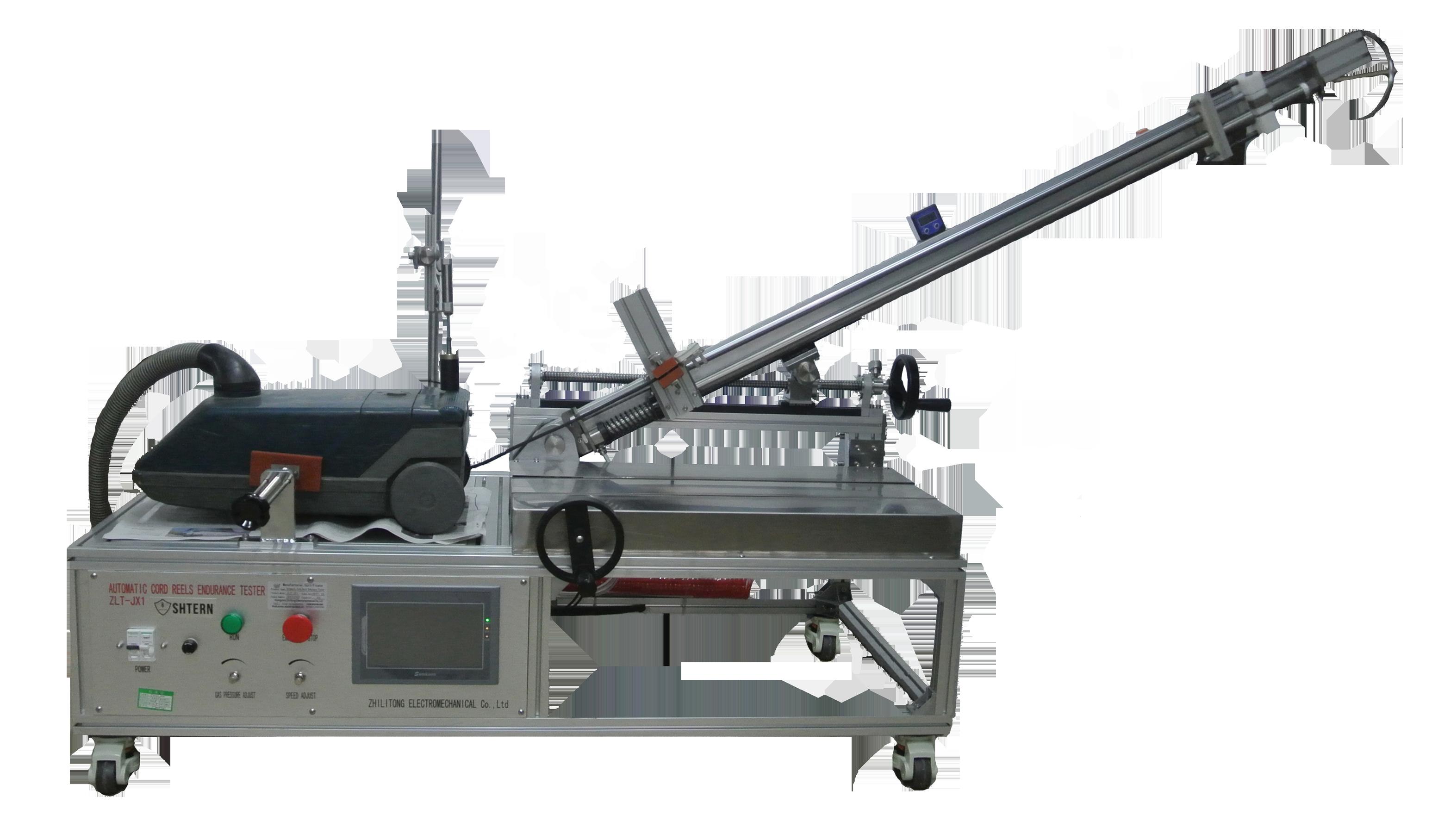 自动卷线器耐久试验装置:ZLT-JX1